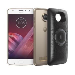 Smartphone Motorola Moto Z2 Play Stereo Speaker Edition Ouro 64GB, Tela de 5.5'', Dual Chip, Câmera 12MP, Android 7.1 e Processador Octa-Core | R$1.424