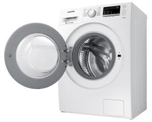 Lavadora de Roupas Samsung 8,5kg WW85J Branco por R$ 1472
