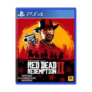 Pré-venda Red Dead Redemption II