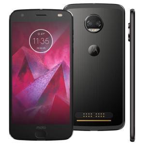Smartphone Motorola Moto Z2 Force Edition Ônix 64GB, Tela 5.5'', Dual Chip, Câmera Traseira Dupla, Android 7.1, Processador Octa-Core e 6GB de RAM por R$ 1959
