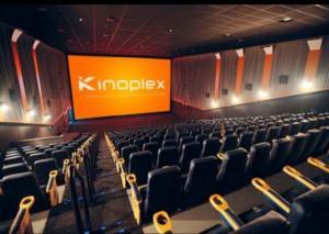 Ingresso para cinema Kinoplex 2D de Segunda a Quarta