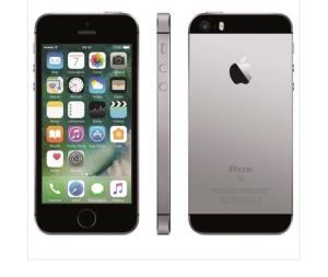 iPhone SE Apple 32GB Cinza Espacial Tela 4' IOS 4G Wi-Fi Câmera 12MP - R$1299