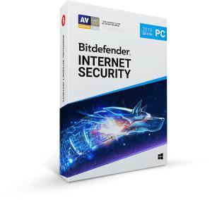 Bitdefender INTERNET SECURITY 2019 grátis por 6 meses para até 3 dispositivos