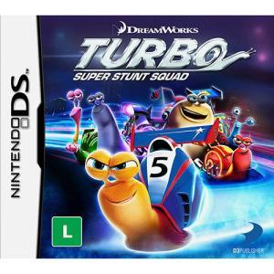 Game Turbo: Super Stunt Squad - Nintendo DS/3DS