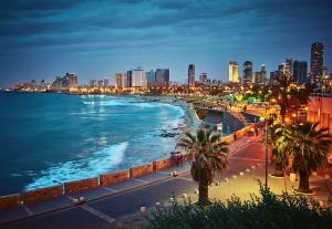Voos para Tel Aviv, por R$2.431, ida e volta, com taxas incluídas. Saídas de São Paulo!