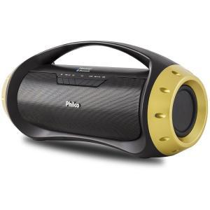 Caixa de Som Bluetooth 20W Rms PBS20BT Philco Bivolt - R$ 170