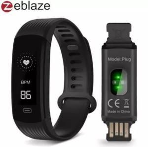 Smartband Zeblaze Plug BT 4.0 - R$43