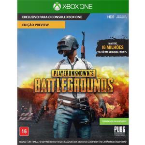 Playerunknowns Battlegrounds (XOne) - R$ 60