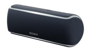Caixa de Som Portátil Sony SRS-XB21 Bluetooth Extra Bass Iluminação à Prova d'Água - Preto - R$299