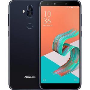 "Smartphone Asus Zenfone 5 Selfie 64GB Dual Chip Android Nougat Tela 6"" Snapdragon 430 Octa-Core 4G Câmeras Frontal 20MP + 8MP Traseira 16MP + 8MP 3300mAh - Preto"