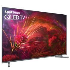 """Smart TV QLED 55"""" Samsung 55Q6FAM Ultra HD 4K, 4 HDMI, 3 USB - R$ 3779"""