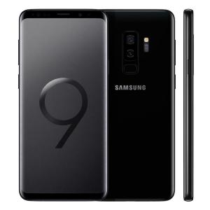 "Smartphone Samsung Galaxy S9 Plus Preto 128GB, Tela Infinita 6.2"", Dual Chip, Android 8.0, Câmera Dupla 12MP, 6GB de RAM - R$ 3035"