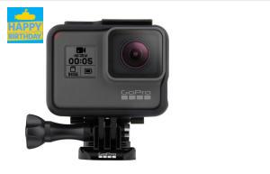 [Sub] Camera Digital Gopro Hero 5 Black R$ 1189,99 1x CCSub
