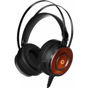 Headset Gamer Gamemax G200 Pro Preto - R$86