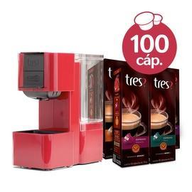 Máquina Pop +100 Cápsulas R$299