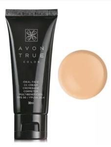 CC Cream FPS 50 True Color Avon - Pague 1, leve 3