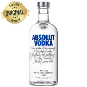 Vodka Sueca Original Garrafa 750ml - Absolut por R$ 54