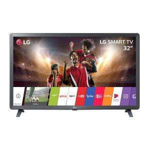 "Smart TV LED 32"" LG 32LK615BPSB HD 3 HDMI 2 USB Preta com Conversor Digital Integrado por R$ 1059"