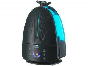 Umidificador Ultrassônico 4L Visor Digital - Temporizador Relaxmedic Breath Íon | R$269