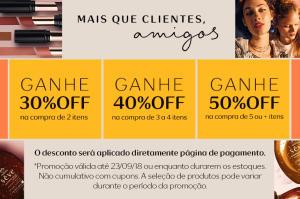 BUG  Compre R$ 500 no site da Natura e Ganhe 75%OFF + R$ 25 de desconto do cupom