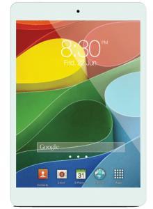 """Tablet Qbex Tx240 7.85"""" Branco Wi-Fi, Android 4.4, 8Gb - R$218"""