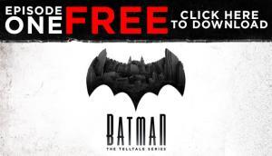 Batman - The Telltale Series ( PRIMEIRO EPISÓDIO ) GRÁTIS Steam pc