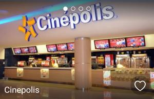 Cinépolis: Ingresso para o Cinema com opção para Todos os Dias da Semana  a partir de R$ 8