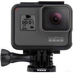 [Cartão Sub] Câmera Digital Gopro Hero 10MP à prova d'água com Wi-Fi - Preto - R$ 854