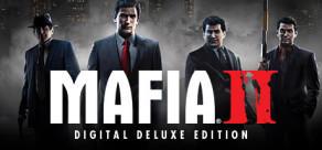 Mafia II: Digital Deluxe Edition (PC) - R$ 12 (80% OFF)