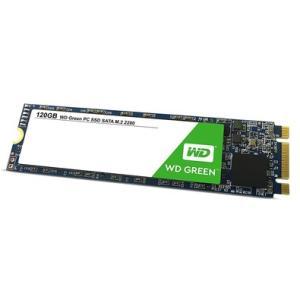 SSD WD Green M.2 2280 120GB Leituras: 545MB/s - WDS120G2G0B - R$175