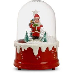 Globo com neve do Papai Noel | R$23