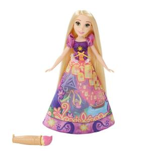 Boneca Princesas Disney - Vestido Mágico - Rapunzel - Hasbro - R$49