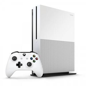 Xbox One S 500GB (Slim) - UHD 4k - R$1089