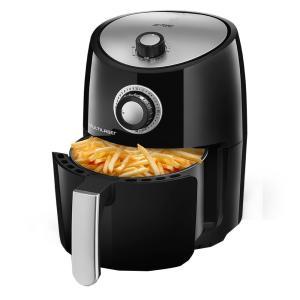 Fritadeira Sem Óleo Multilaser Air Fryer, Capacidade 2 Litros, 1000W, Timer - R$199