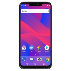 Celular Blu Vivo Xi+ Preto 64gb + 4gb Ram Dual Sim Face Id | R$1.299