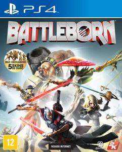 Battleborn - Ps4 R$20
