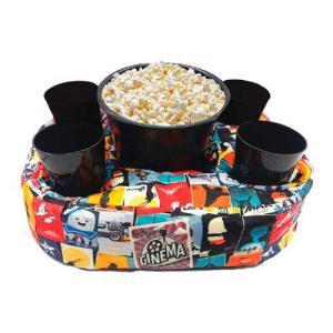 Almofada Porta Pipoca Movie Cinema - Kathavento   R$70