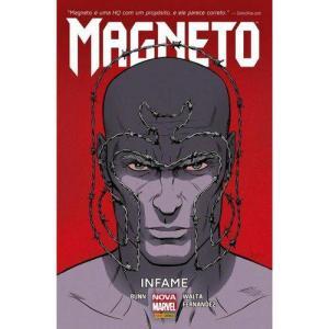 HQ | Magneto. Infame (capa dura) - R$4