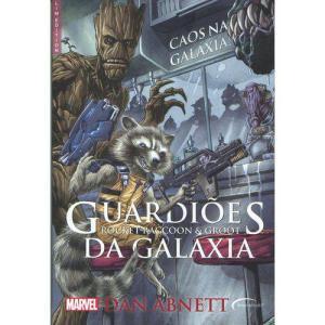 Livro | Guardiões Da Galaxia - Rocket Raccoon Groot - Caos Na Galaxia | R$ 6,90