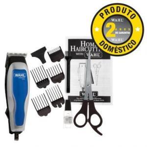 Máquina de cortar cabelo Home Cut Basic Wahl - R$ 45,90