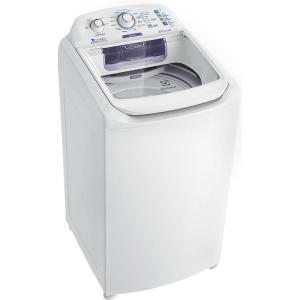 Lavadora de Roupas Electrolux 8,5Kg LAC09 - Branca - R$870
