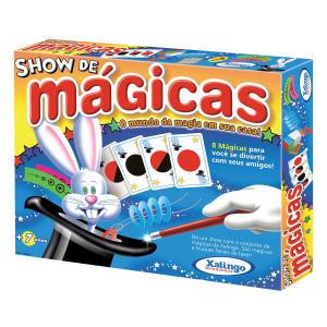 Jogo Show de Mágicas Xalingo - R$14