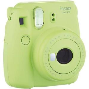 Câmera Instantânea Fujifilm Instax Mini 9 Verde Lima   R$ 249,99