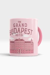 Caneca Grande Hotel Budapeste - Chico Rei | R$30