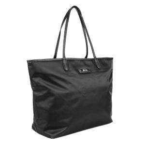 Bolsa Santa Lolla Shopper Nylon Feminina - Preto | R$76