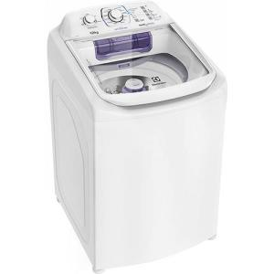 Lavadora de Roupas Electrolux 12Kg LAC12 - Branca por R$ 1200