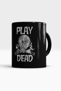 Caneca Play Dead - Chico Rei | R$20