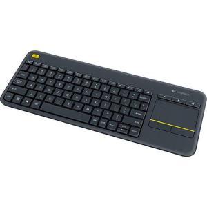 Teclado Wireless Touch Keyboard K400 Plus TV - Logitech - R$76