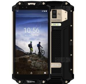 OUKITEL WP2 4G Phablet - CHAMPAGNE 27 - R$939.36