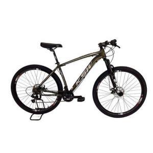 Bicicleta MTB Alum 29 KSW Shimano 24 Vel Freio a Disco - R$ 1.208,07